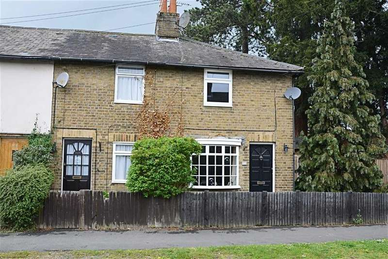 2 Bedrooms End Of Terrace House for sale in Bengeo Street, Bengeo, Hertford, SG14