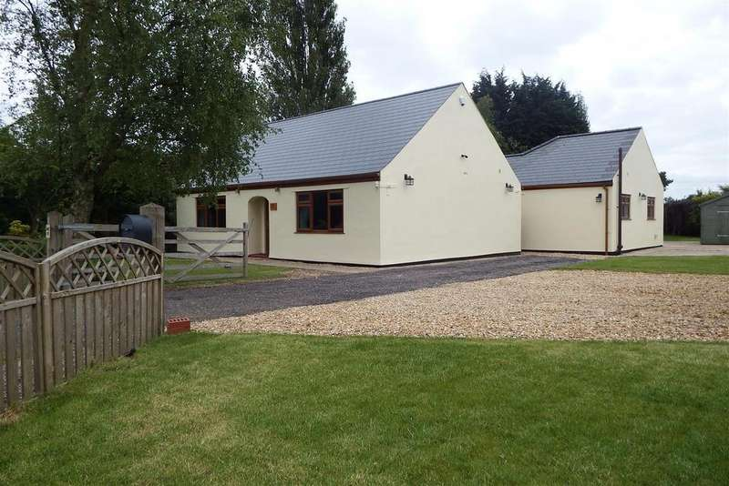 4 Bedrooms Detached Bungalow for sale in Kingsgate, Gedney