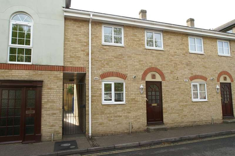 3 Bedrooms Terraced House for sale in Berry Terrace, Acton Square, Sudbury CO10