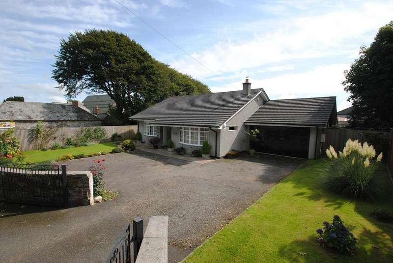 3 Bedrooms Bungalow for sale in South Petherwin, Launceston