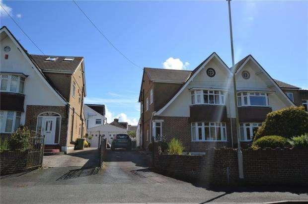 3 Bedrooms Semi Detached House for sale in Plymbridge Road, Plympton, Plymouth, Devon
