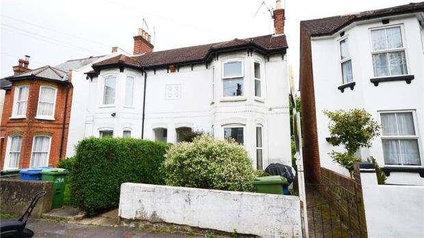 1 Bedroom Maisonette Flat for sale in Cambridge Road, Aldershot, Hampshire