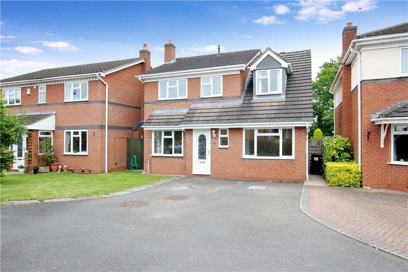 4 Bedrooms Detached House for sale in Baldenhall, Malvern, Worcestershire, WR14