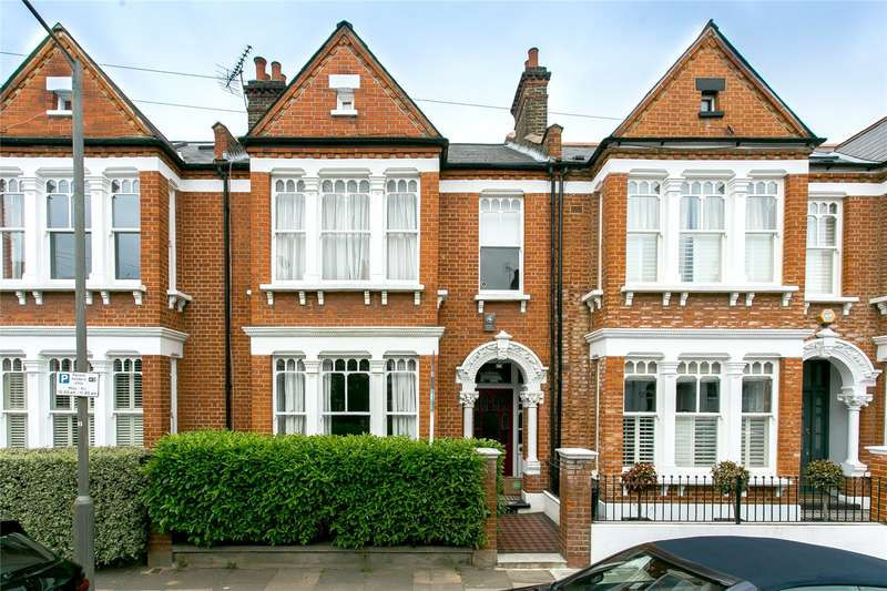 4 Bedrooms House for sale in Calbourne Road, London, SW12