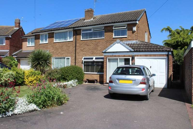 3 Bedrooms Semi Detached House for sale in Monks Meadow, East Leake