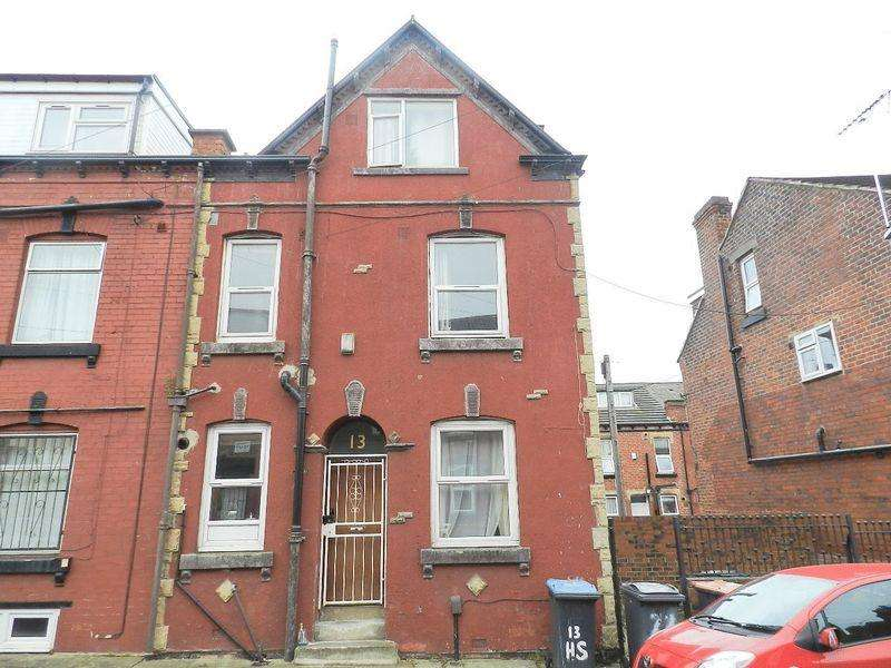 2 Bedrooms Terraced House for sale in Harold Street, Leeds