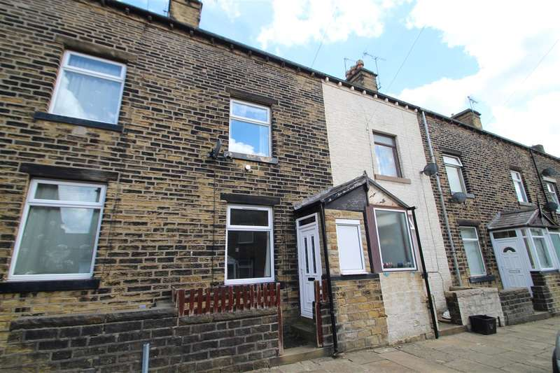2 Bedrooms Terraced House for sale in Woodside Place, Halifax