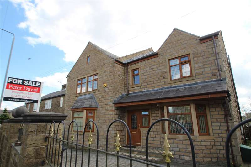6 Bedrooms Detached House for sale in Hopwood Lane, Halifax
