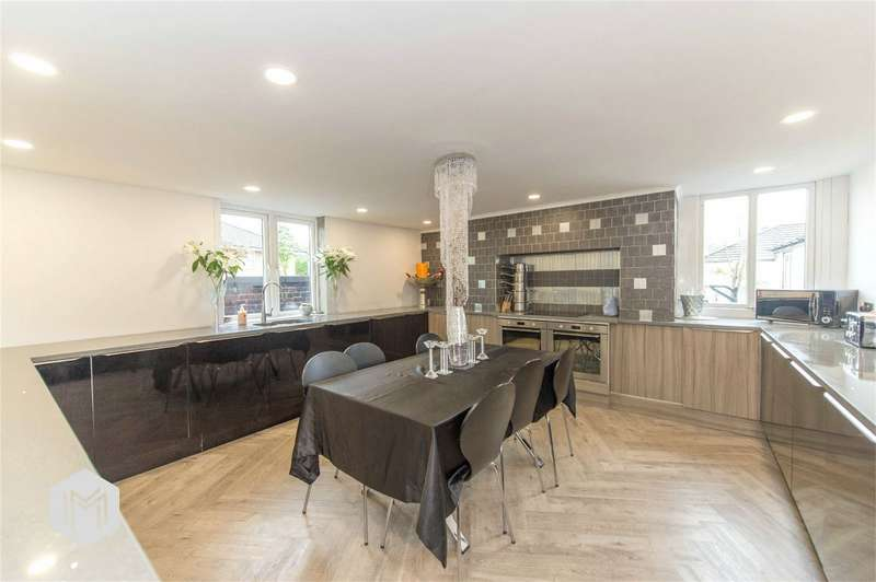 4 Bedrooms Semi Detached House for sale in Manchester Road, Bolton, Lancashire
