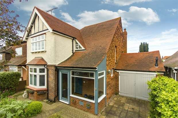 5 Bedrooms Detached House for sale in Luton Avenue, Broadstairs, Kent