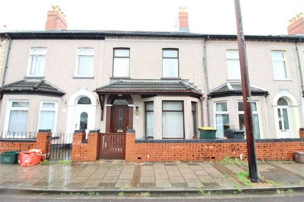 2 Bedrooms Terraced House for sale in Dudley Street, NEWPORT