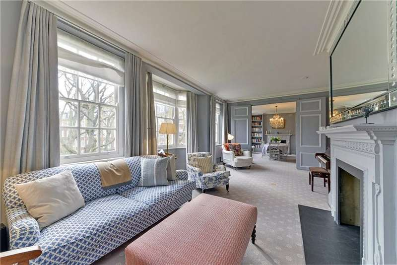 4 Bedrooms Flat for sale in Coleherne Court, Old Brompton Road, Earl's Court, London, SW5