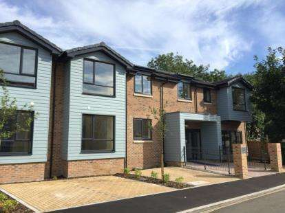 2 Bedrooms Retirement Property for sale in Quarry Court, Station Road, Fishponds, Bristol