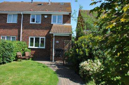 4 Bedrooms Semi Detached House for sale in Elmsdale Road, Wootton, Bedford, Bedfordshire