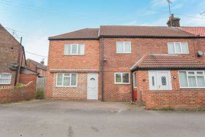 4 Bedrooms Semi Detached House for sale in St. Andrews Lane, Houghton Regis, Dunstable, Bedfordshire