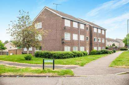 3 Bedrooms Flat for sale in Ninian Road, Hemel Hempstead, Hertfordshire, .