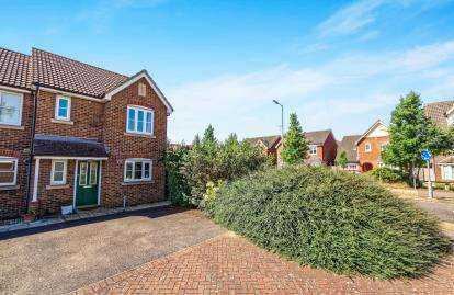 3 Bedrooms End Of Terrace House for sale in Buttercup Close, Hatfield, Hertfordshire
