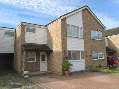3 Bedrooms Semi Detached House for sale in Horsham Close, Luton, Bedfordshire, England