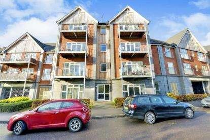 2 Bedrooms Flat for sale in Cormorant House, 75 Millward Drive, Milton Keynes