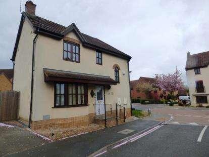 4 Bedrooms Semi Detached House for sale in Abbotsbury, Westcroft, Milton Keynes, Buckinghamshire