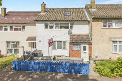 4 Bedrooms Terraced House for sale in Siddons Road, Stevenage, Hertfordshire, England
