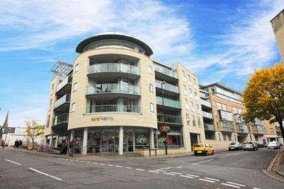 2 Bedrooms Flat for sale in North Contemporis, 20 Merchants Road, Bristol, Somerset