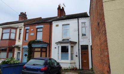 2 Bedrooms End Of Terrace House for sale in Wigston Lane, Aylestone, Leicester