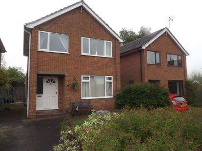 3 Bedrooms Detached House for sale in Yew Tree Avenue, Ockbrook, Derby
