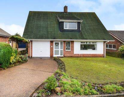 3 Bedrooms Detached House for sale in Dorchester Drive, Mansfield, Nottinghamshire