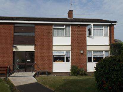 1 Bedroom Flat for sale in Misterton Court, Mansfield, Nottinghamshire
