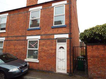 2 Bedrooms End Of Terrace House for sale in Marlow Avenue, Nottingham, Nottinghamshire