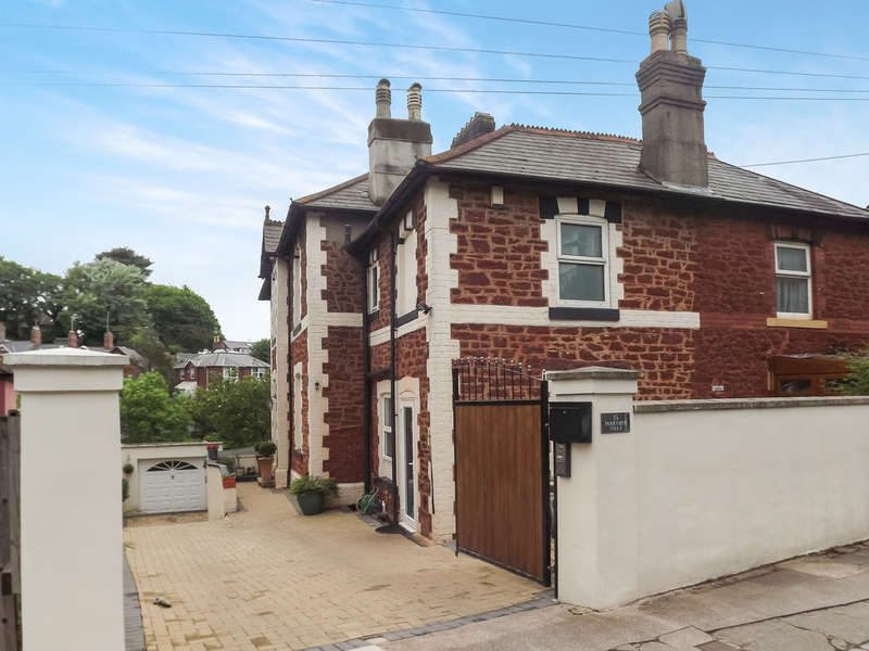 5 Bedrooms Semi Detached House for sale in Sherwell Lane, Chelston, Torquay