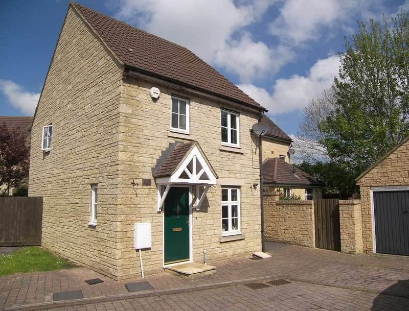 3 Bedrooms Detached House for sale in Hornes Mead, Corsham