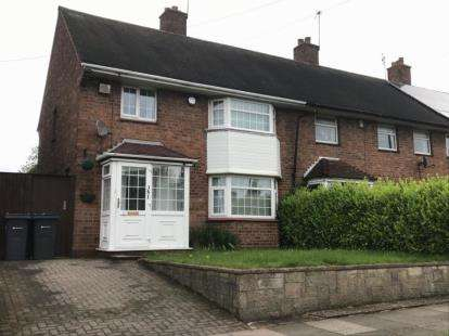 3 Bedrooms End Of Terrace House for sale in Court Oak Road, Birmingham, West Midlands