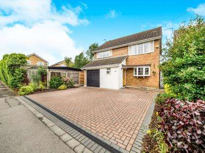4 Bedrooms Detached House for sale in Harold Wood, Romford, Essex