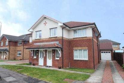 3 Bedrooms Semi Detached House for sale in Highgrove Road, Renfrew, Renfrewshire
