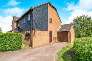 2 Bedrooms End Of Terrace House for sale in Iris Close, Chatham, Kent, .