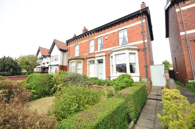 4 Bedrooms Semi Detached House for sale in Whitegate Drive, Blackpool, Lancashire, FY3 9AL