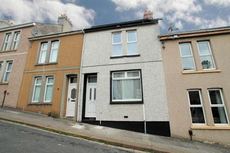 2 Bedrooms Terraced House for sale in Northumberland Street, Weston Mill, PL5 1AY