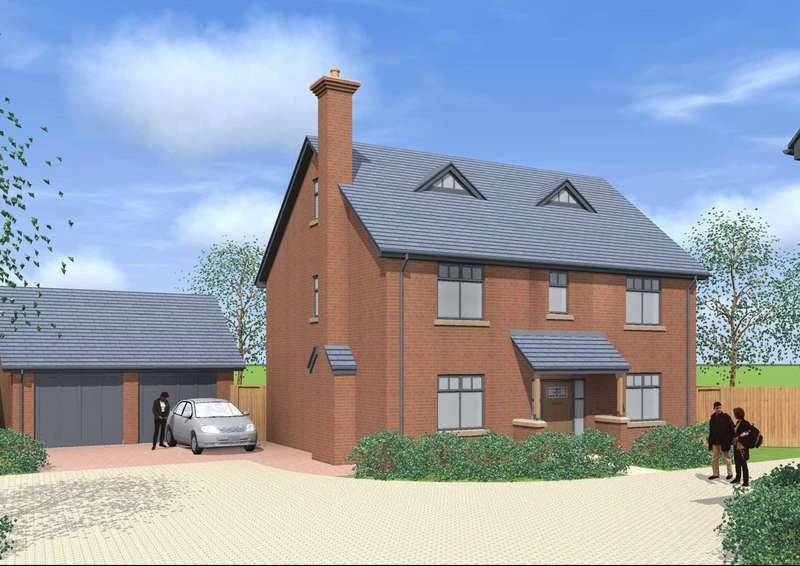 6 Bedrooms Detached House for sale in Main Road, Atherstone