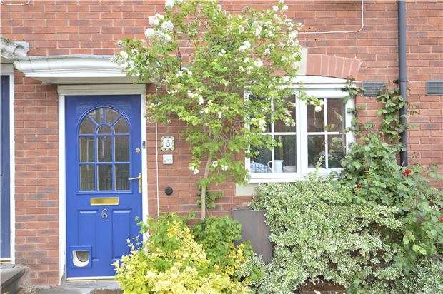 2 Bedrooms Terraced House for sale in Walton Cardiff, Tewkesbury, GL20 7QA