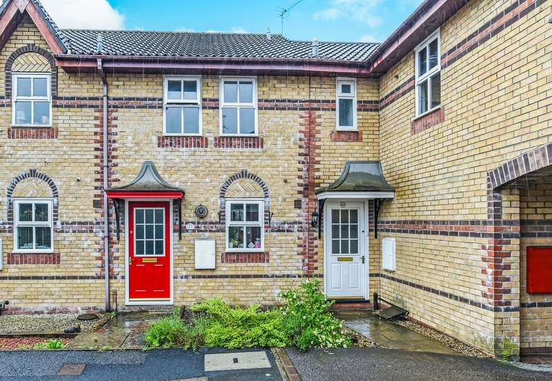 2 Bedrooms End Of Terrace House for sale in Blaise Place, Cardiff