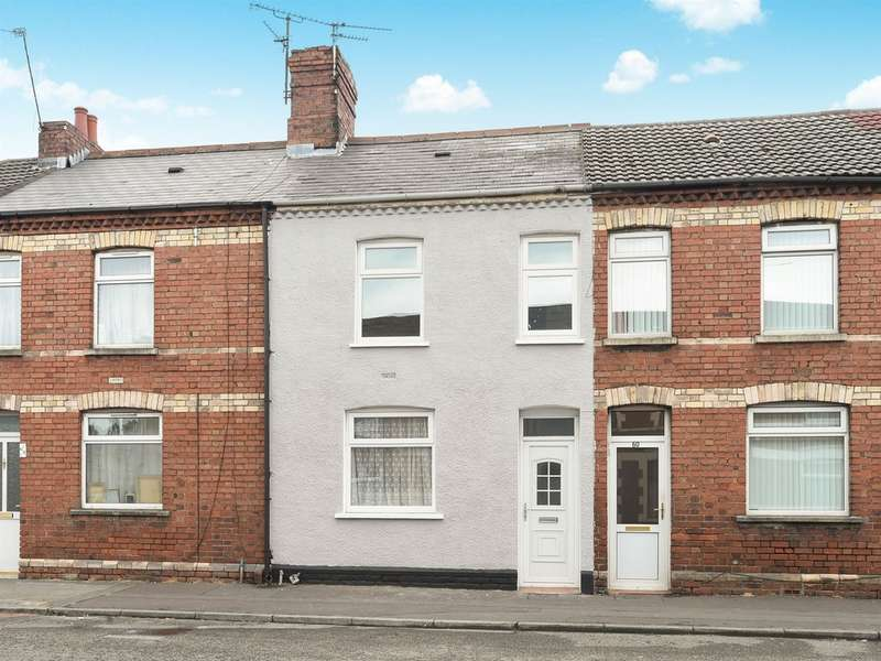 2 Bedrooms Terraced House for sale in North Clive Street, Cardiff