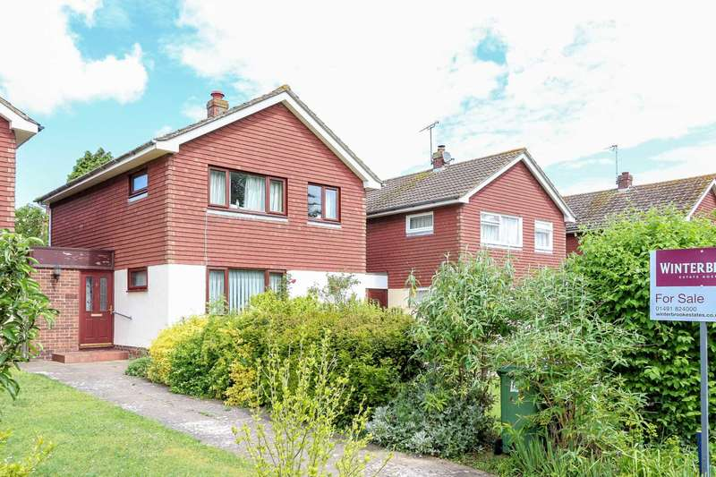 4 Bedrooms Detached House for sale in St. Helens Way, Benson