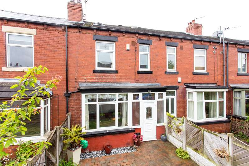 4 Bedrooms Terraced House for sale in Chestnut Avenue, Leeds, West Yorkshire, LS15