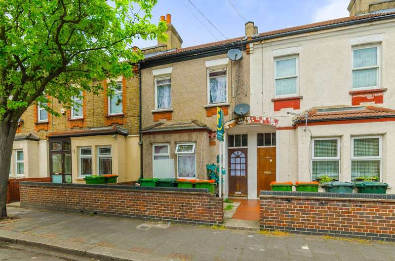 2 Bedrooms Flat for sale in South Esk Road, Forest Gate, E7