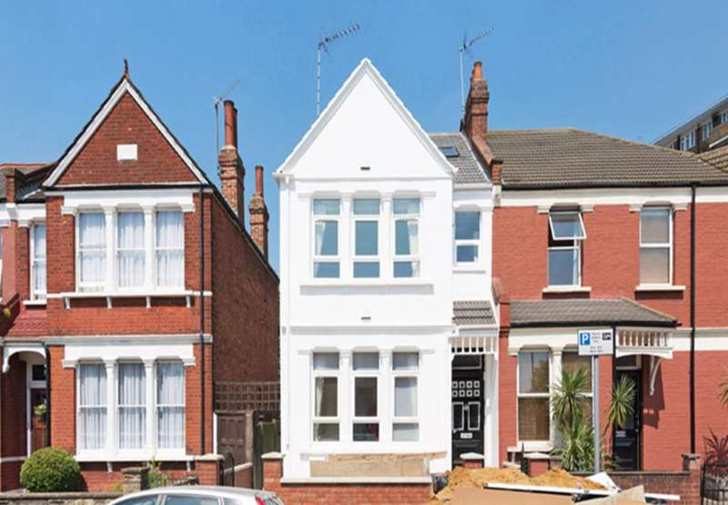 4 Bedrooms Flat for sale in Olive Road, Cricklewood