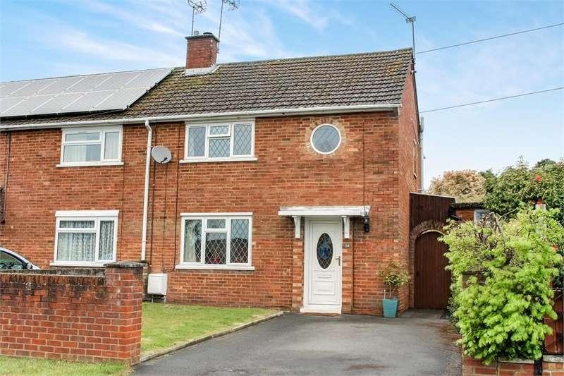 2 Bedrooms Semi Detached House for sale in 34 Sutton Field, Whitehill, Bordon, Hampshire