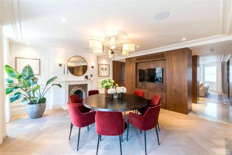 3 Bedrooms Flat for sale in Upper Wimpole Street, London, W1G