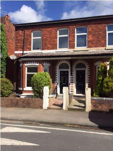 3 Bedrooms Semi Detached House for sale in Fairfield Road, Fulwood, Preston, PR2